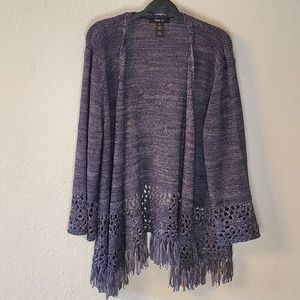 Style and Co Knitted Cardigan